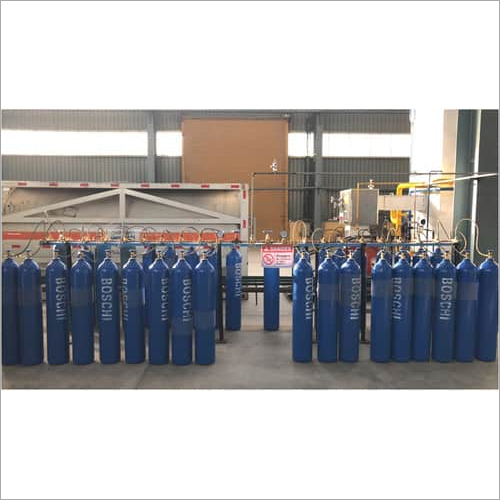 Medical Oxygen Cylinders Plant