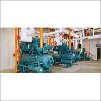 Commercial Refrigeration Plant