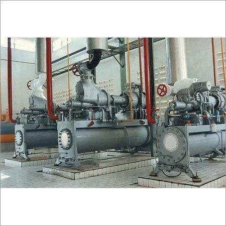 Refrigeration Compressor Plant