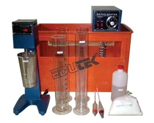Hydrometer Analysis Test Kit