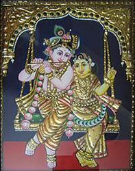 Thanjavur Painting