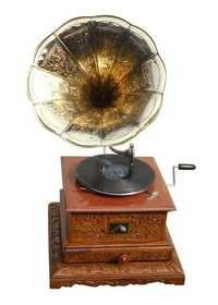 Desi Karigar vintage Gramophone Player original working