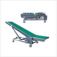 Flexible Motorized Belt Conveyor