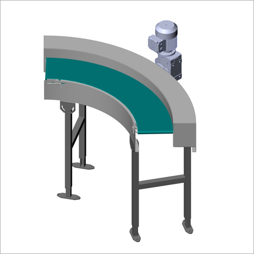90 Degree Belt Conveyor