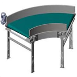 90 Degree Belt Curved Conveyor
