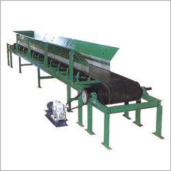 Rubber Belt Conveyor.