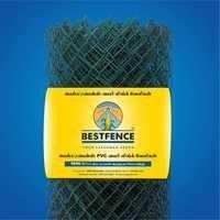 Plastic Garden Fencing