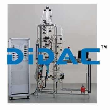 Computerized Multipurpose Distillation Plant