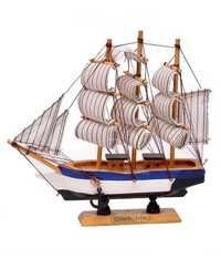 Desi Karigar Home Fancy Showpiece Ship (Small)