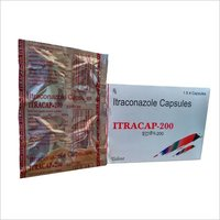 itraconazole 200 mg capsules manufacturers in india
