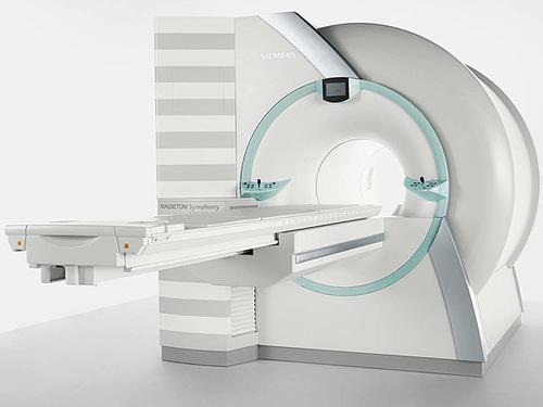 MRI Scanner Symphony