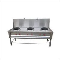 Chinese Burner  Cooking Range