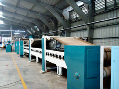 Double Facer Corrugator - SENIOR PACKAGING MACHINERY MFG  CO