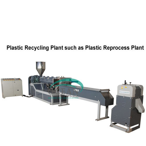 Plastic Recycling Plant - PET