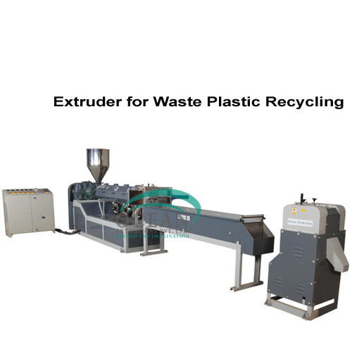 Plastic Re Process Unit -PET