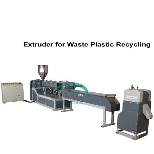 Plastic Re Process Unit -PET