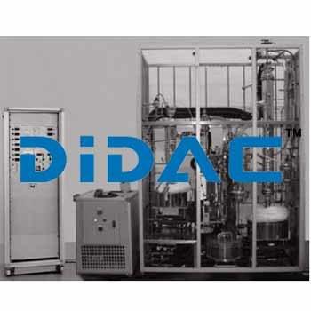 Standardized Oil Distillation Plant