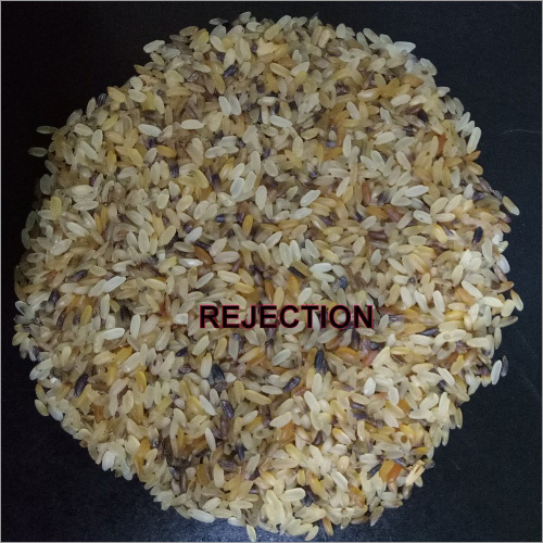 Parboiled Rice Rejections