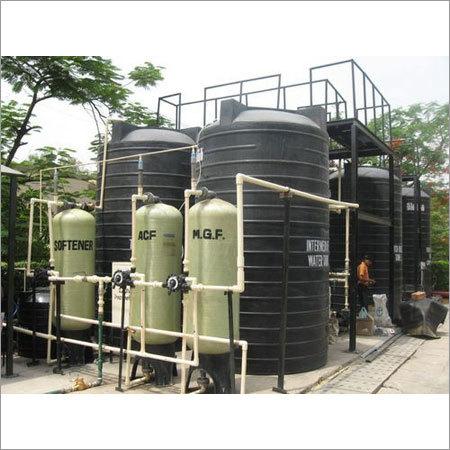 ETP To RO Zero Discharge Plant