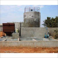 Effluent Treatment Turnkey Projects