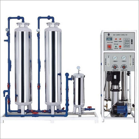 Demineralization Water Plants