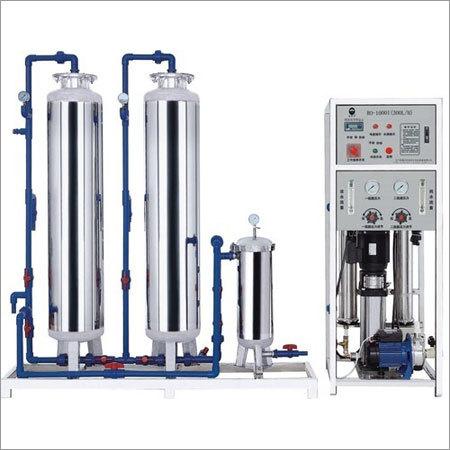 Demineralization Water Plants