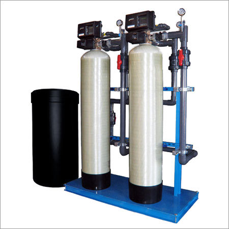 Upflow Water Softener