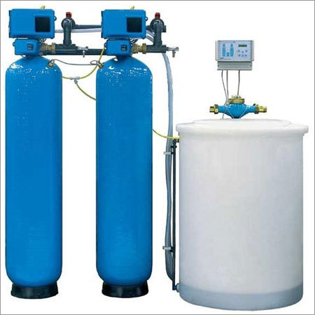 NG Series Manual Softeners