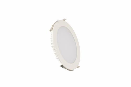 PREMIUM BACKLIT ROUND RECESSED LED PANEL