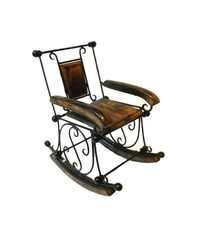 Desi Karigar Rocking Chair Miniature