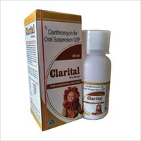 Clarithromycin for Oral Suspension