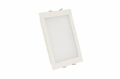 LED PANEL LIGHT-PREMIUM BACKLIT SQUARE RECESSED