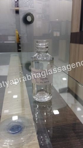30 ml Nail Polish Remover Bottle