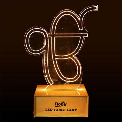 Religious LED Lamp