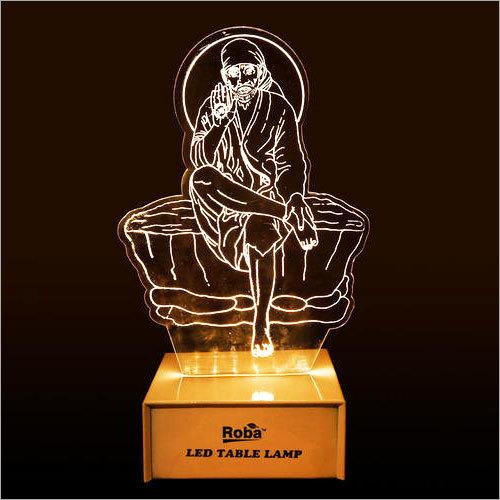 Sai Baba LED Light