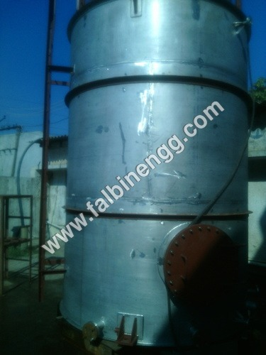 SS Partition Tank