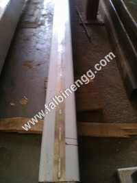 SS Cladding On Structural Steel