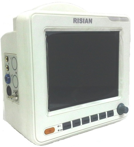 "8"" RISIAN  Patient Monitor"
