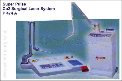 Super Pulse Co2 Surgical Laser System