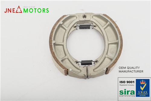 Susuki GS125 thicker brake shoe for OME