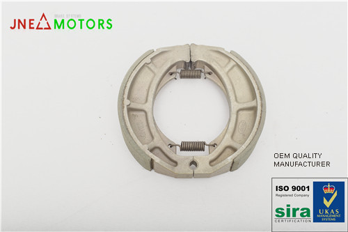 Susuki GS125 thicker brake shoe