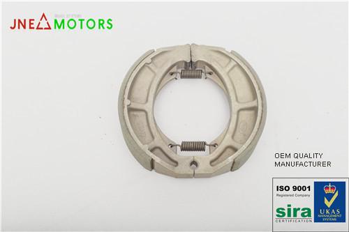 Susuki GS125 thicker brake shoe