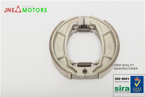 Wuyang Honda WH125 thicker brake shoe