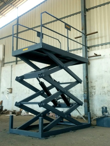 Industrial Scissor Lift