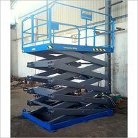 Industrial Hydraulic Scissor Lift