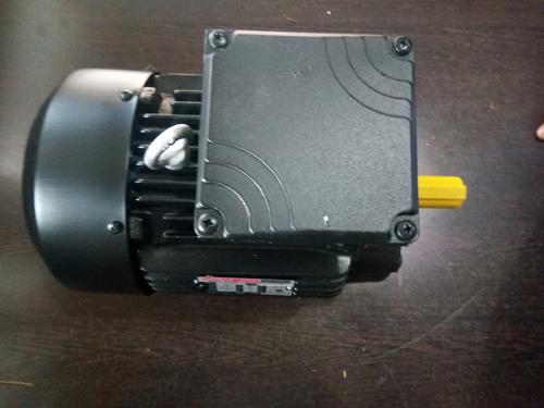 Foot mounting motor