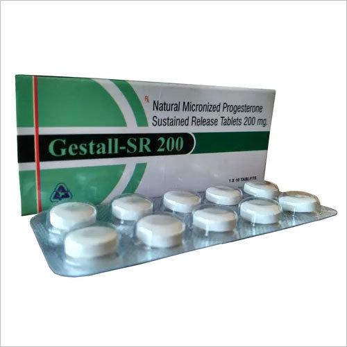 Natural Micronized Progesterone 200 mg SR