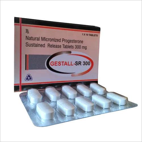 Natural Micronized Progesterone 300 mg SR