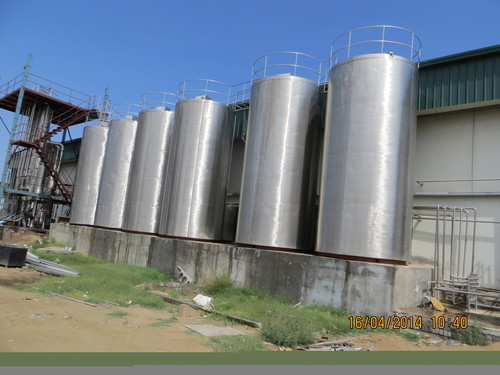 Milk Storage Tank 30 KL or Milk Silos