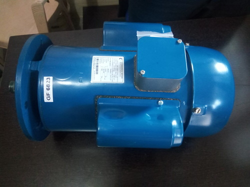 Flange mounting Single Phase Motors